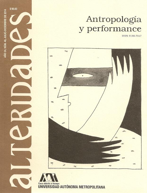 Antropología y performance