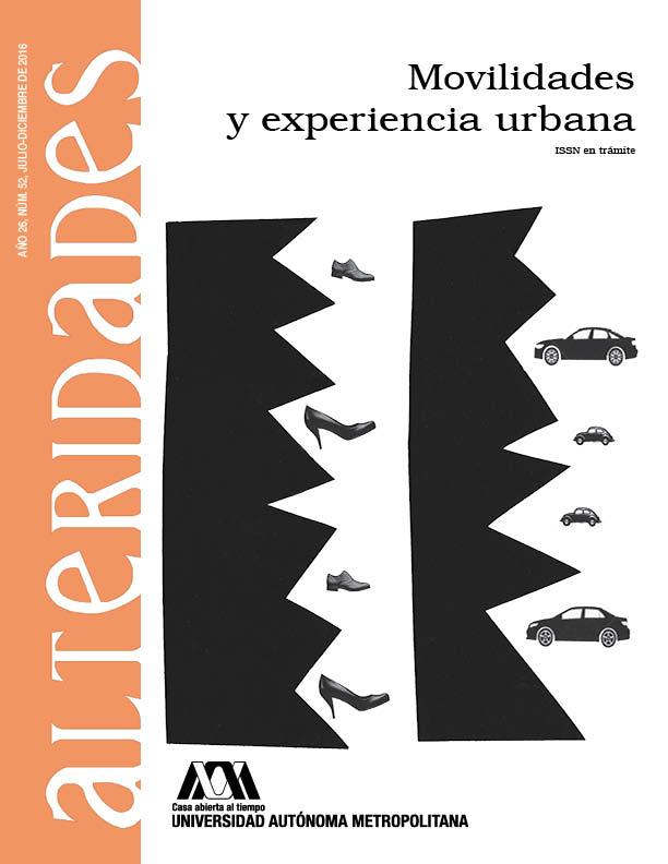 Movilidad y experiencia urbana